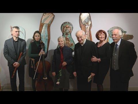 Várnegyed Galéria - Tűzben született - video preview image