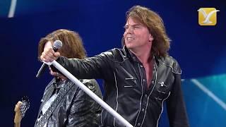 EUROPE - Rock the Night - Festival de Viña del Mar 2018