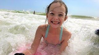 A Fun Day at the Beach