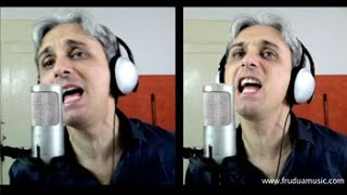 How to Sing a cover of No Reply Vocal Harmony