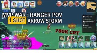 ranger gvg ragnarok mobile - TH-Clip