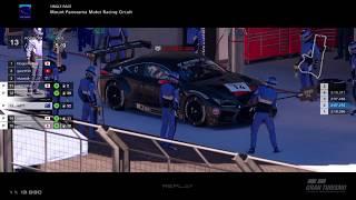 Gran Turismo™SPORT - Bathurst Lexus RC F Gr3 (online race)