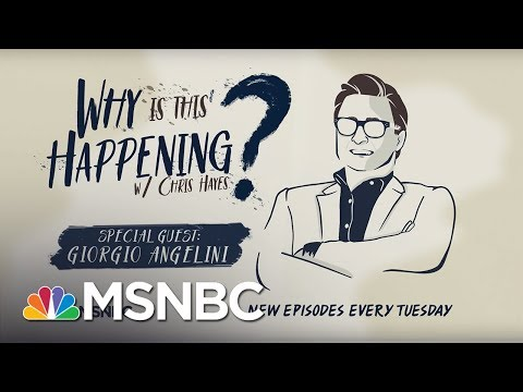 Our Real Estate Obsession With Giorgio Angelini | Why Is This Happening? - Ep 13 | MSNBC