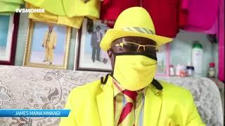 Kenya : Un Amoureux De La Mode Partage Sa Passion à Nairobi