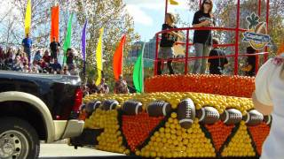 Fresh From Florida Parade 2011: Capital One Bowl Citrus Float