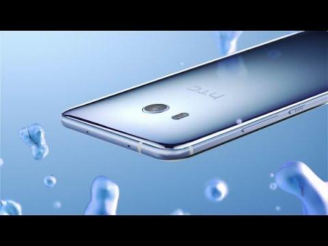 HTC U11 ufficiale: il primo smartphone al mondo che ama essere spremuto