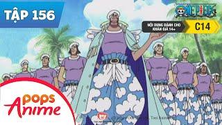 One Piece Tập 156 - Đã Là Tội Phạm - Đội Thực Thi Luật Pháp Của Đảo Trên Trời - Phim Hoạt Hình