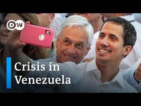 Can Maduro stop Guaido from crossing back into Venezuela with aid? | DW News