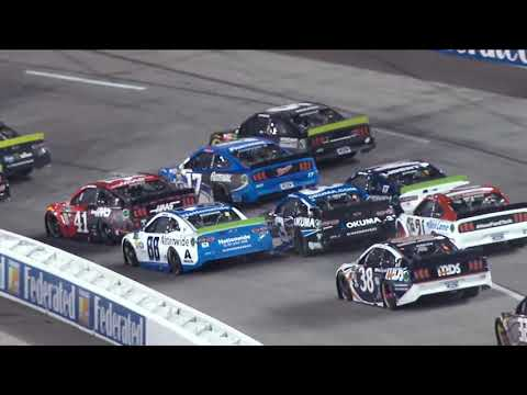 Extended Highlights: Federated Auto Parts 400|  Monster Energy NASCAR Cup Series at Richmond Raceway