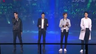F4 - NEVER WOULD HAVE THOUGHT OF (LIVE PERFORMANCE)