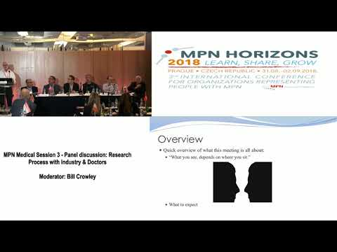 10 Panel discussion Research Process with Industry & Doctors
