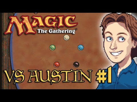 Magic The Gathering: vs Austin #1 – ProJared Plays!
