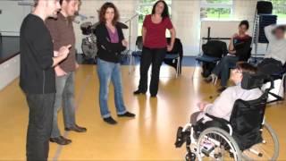 Les Coulisses Du Théâtre-forum Sexualité Et Handicap -- Mutualité Française Pays De La Loire