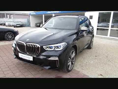 Wideo BMW X5 M50d MSport+22 Sitzlüf.Standh.NightV.Neu127