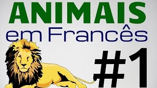 Vocabulário: Animais em francês - parte 1