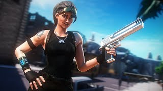 THE BEST GUN IN THE GAME! Fortnite Duos w/ NINJA!