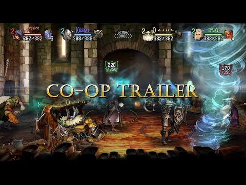Defeat Your Enemies as a Team in Dragon's Crown Pro Co-Op Trailer thumbnail