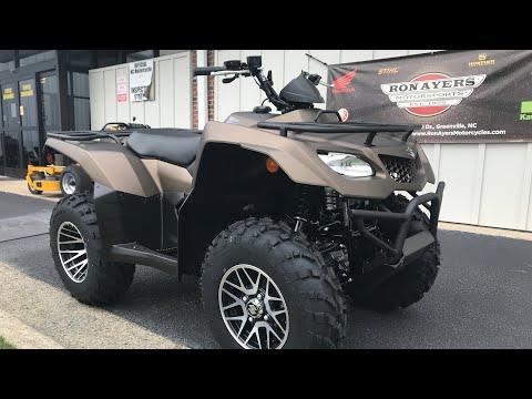 2020 Suzuki KingQuad 400ASi SE+ in Greenville, North Carolina - Video 1
