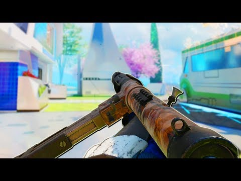 "*NEW* ""STEN"" DLC WEAPON Gameplay in BO3! UPDATE 1.28 DLC WEAPONS ""STEN"" in Black Ops 3"