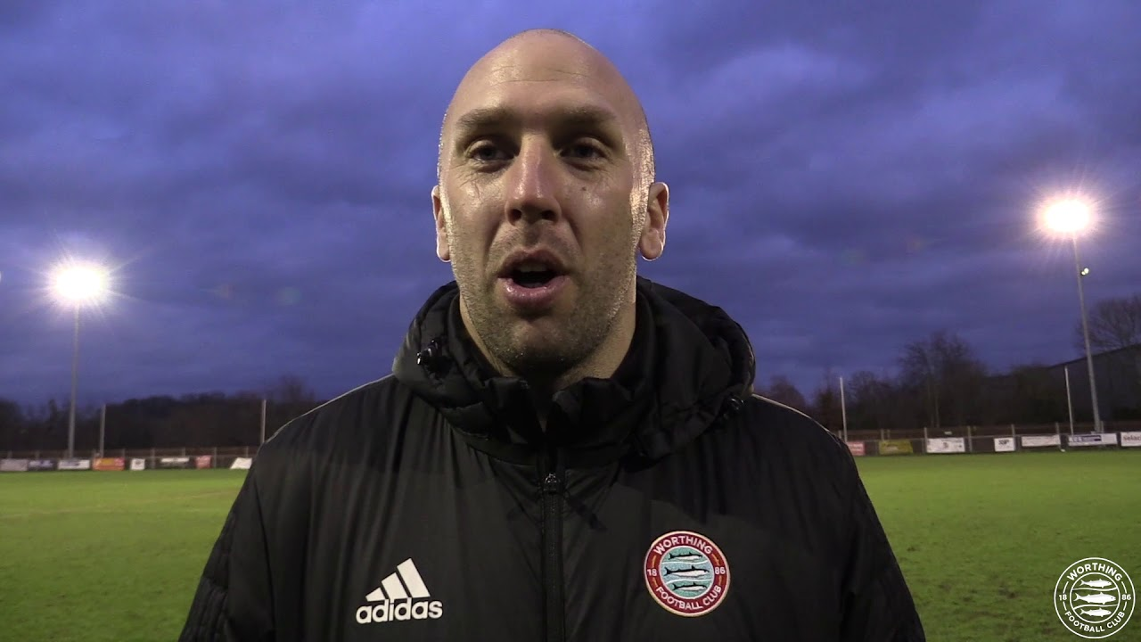 Post Match Interview: Kingstonian [A] – League