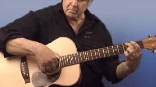 Norwegian Wood - Fingerstyle Guitar