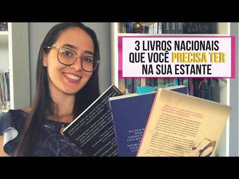 3 Livros Nacionais que você precisa ler