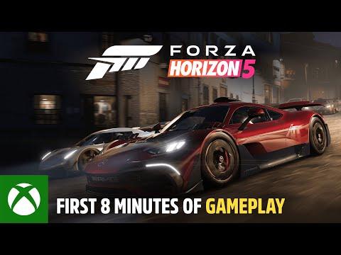 Forza Horizon 5 Official Initial Drive Trailer de Forza Horizon 5