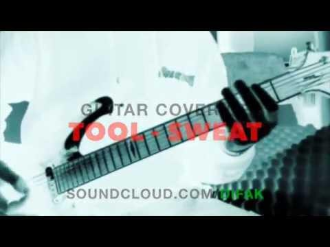 Tool - Sweat (GUITAR COVER) Opiate Album/EP