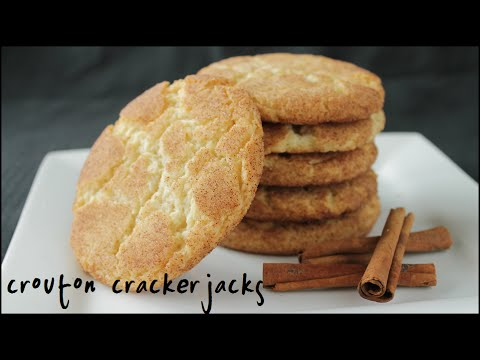 How to Make Snickerdoodles – Homemade Snickerdoodle Cookie Recipe