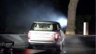 Vidéo nouveau Range Rover 2013