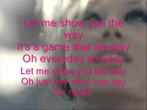 Música Let Me Show You (The Way)