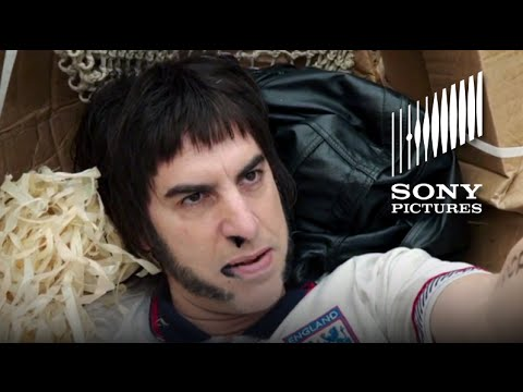 The Brothers Grimsby (Featurette 'Save the World')