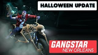 GANGSTAR NEW ORLEANS - HALLOWEEN UPDATE GAMEPLAY