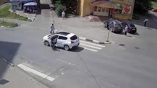 Аварии на дороге, приколы на дорогах 2018