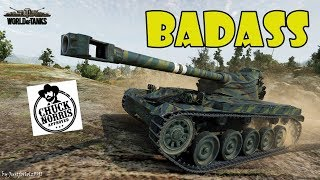 World of Tanks - PURE Gameplay [AMX 13 90 - BADASS | 33.000 WN8 by HruzoCruzo]