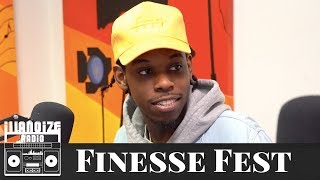 Finesse Fest on being innovative, tour life, building his music catalog and more | iLLANOiZE Radio