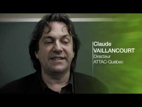 Vidéo de Claude Vaillancourt