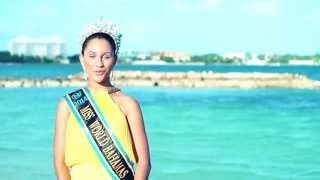 Miss World 2014 Contestant Introduction-Rosetta Cartwright from Bahamas