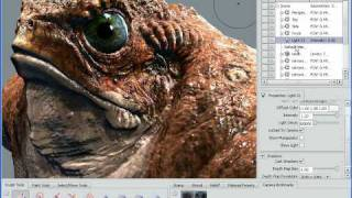 Mudbox Sculpting: Part -4/4 : Tutorial