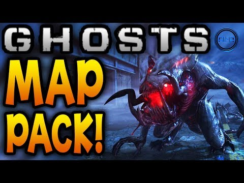 NEW GUN DLC! – Call of Duty: Ghosts Multiplayer Map Packs