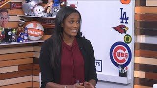 Time to Schein: Swin Cash talks college basketball