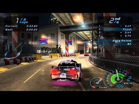 NFS Underground 2 REDUX | The Ultimate Graphics Mod in 4K