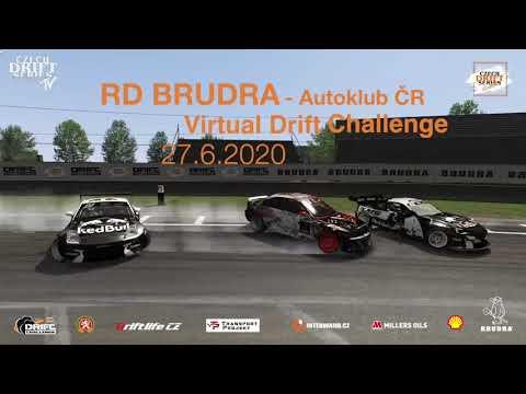 RD1 CDS BRUDRA - Autoklub ČR Virtual Challenge