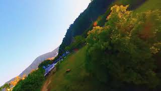 Racing Drone GOPRO Session 5 and Reelsteady Test
