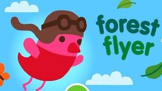 Саго Мини Лесная прогулка Sago Mini Forest Flyer игровой мульт на Русском Языке