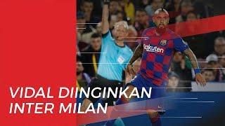 CEO Inter Milan Ungkapkan Keinginannya untuk Mendatangkan Vidal