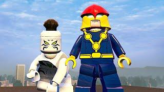 СВОБОДНАЯ ИГРА в LEGO Marvel's Avengers - Часть 5