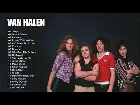 VANHALEN Greatest Hits Full Album - Best Of VANHALEN Playlist 2021
