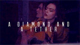 Diamond and a Tether