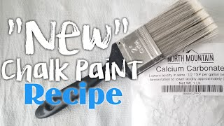 Making A New Recipe For Chalk Paint